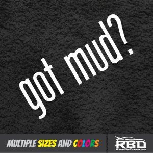 got-mud